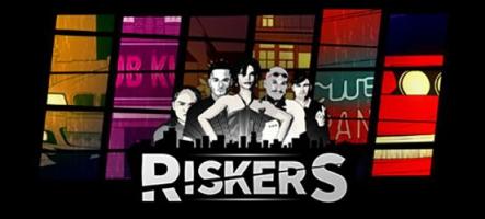 Riskers : Un jeu façon GTA