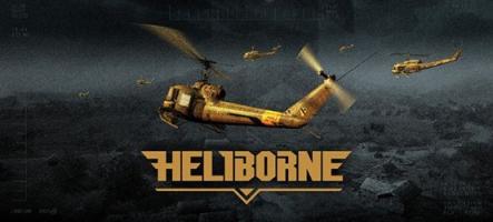 Heliborne : Un jeu de combat en hélico