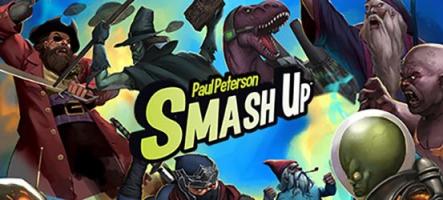 Smash Up : Le jeu de cartes à succès débarque sur PC et mobiles