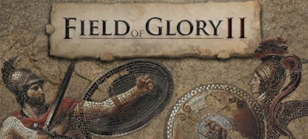 Field of Glory II : stratégie antique