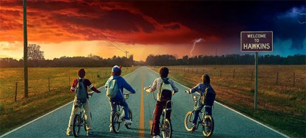 Stranger Things 2 arrive sur Netflix