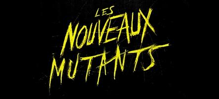 Les Nouveaux Mutants : Les X-Men se mettent au film d'horreur