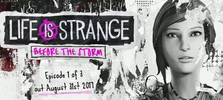 Life is Strange: Before the Storm, le 2ème épisode jeudi