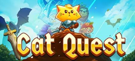 Cat Quest : Sur PS4 dès le 10 novembre