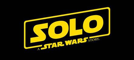 Star Wars Han Solo : fin de tournage