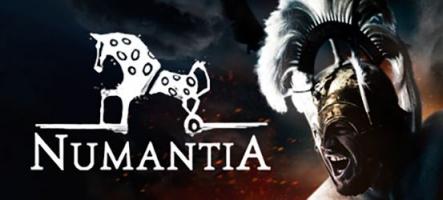 Numantia : Un nouveau jeu de stratégie Historique