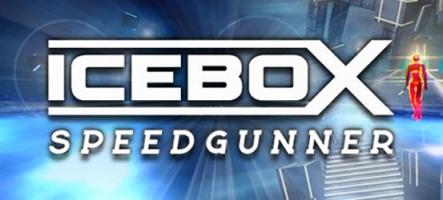 Icebox : Speedgunner, un FPS plateforme survolté