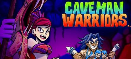 Caveman Warriors : Un jeu de plateforme déjanté en coop