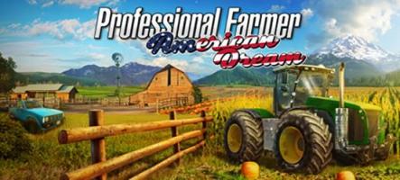Professional Farmer – American Dream : Devenez un bouseux ricain !