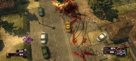 Zombie Driver : du sang avarié sous les pneus
