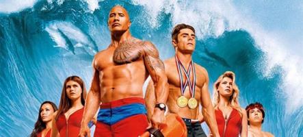 Concours : Gagnez 5 Blu-ray™ et 5 DVD du film Baywatch