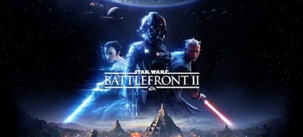 Star Wars Battlefront II : Découvrez la campagne solo