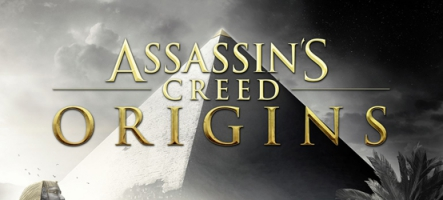 Assassin's Creed Origins : Le test à 13h !