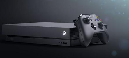 Xbox One X : l'unboxing qui vous montre que la taille, ça compte