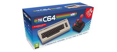 The C64 Mini : les précommandes sont ouvertes !