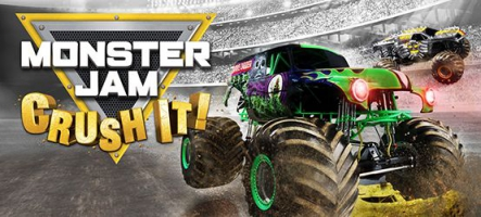 Monster Jam: Crush It!, du Monster Truck sur Nintendo Switch !