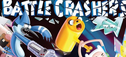 Cartoon Network: Battle Crashers, un jeu de shoot sur Nintendo Switch