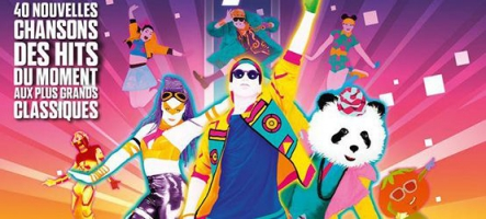 (TEST) Just Dance 2018 (PS4, Xbox One, Switch, Wii U, Wii, PS3, Xbox 360)