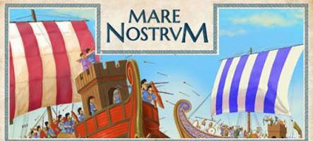 Mare Nostrvm : Un wargame naval