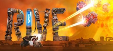 Rive : Le shoot furieux sort sur Nintendo Switch