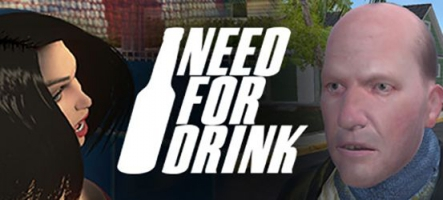 Need for Drink : un jeu à boire