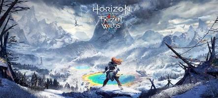 (TEST) Horizon Zero Dawn : The Frozen Wilds (PS4)