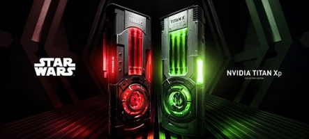 Nvidia sort la Titan Xp Star Wars