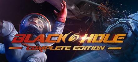 Blackhole : On va visiter un trou noir