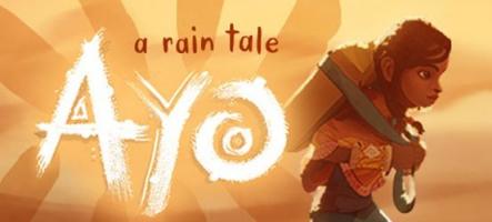 Ayo: A Rain Tale, jeu d'aventure au Sahara, est disponible