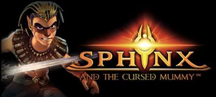 Sphinx and the Cursed Mummy : Un jeu d'action chez les momies