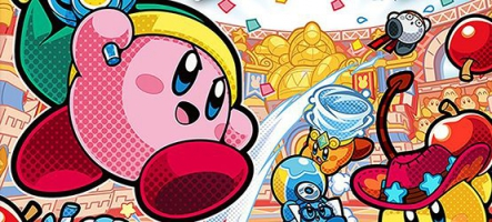 (TEST) Kirby : Battle Royale (Nintendo 3DS)
