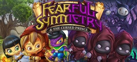 Fearful Symmetry : Réflexion et puzzles sur PC et Xbox One