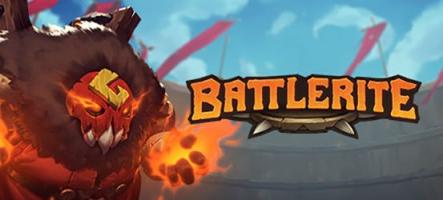 Battlerite est dans le top 10 de Steam, et ça rend content les développeurs
