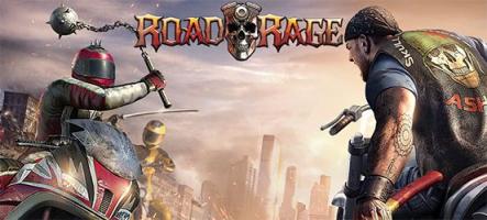 Road Rage : Baston à moto sur PC, PS4 et Xbox One