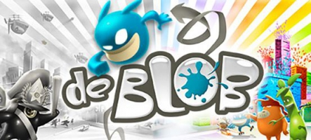 de Blob sort sur PS4 et Xbox One