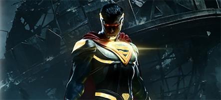 Injustice 2 est désormais disponible sur PC
