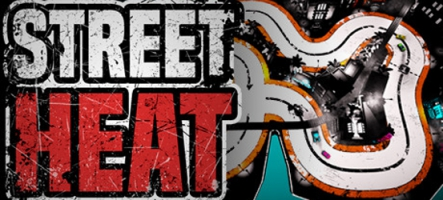 Street Heat : Course fluo ambiance années 80 !