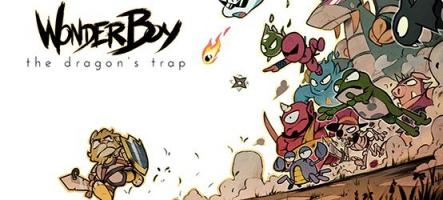 Wonder Boy: The Dragon's Trap est en promo sur Nintendo Switch
