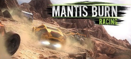 Mantis Burn Racing, un nouveau jeu de courses sur Nintendo Switch