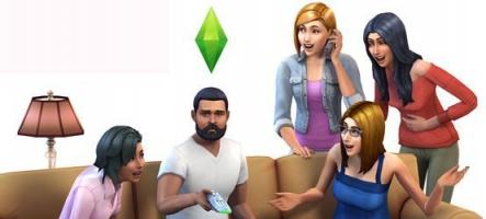 Les Sims 4 sont sur PS4 et Xbox One