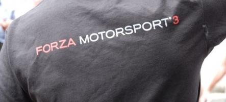 Un collector, un site et un championnat pour Forza 3