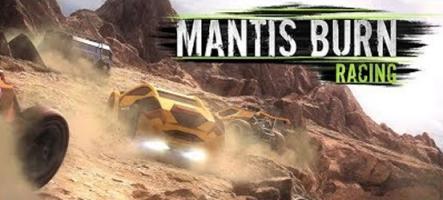 mantis burn racing sortie d 39 un nouveau jeu de courses sur nintendo switch page 1 gamalive. Black Bedroom Furniture Sets. Home Design Ideas