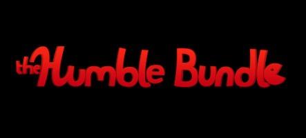 Humble Bundle : Soldes de fin d'année et jeu gratuit