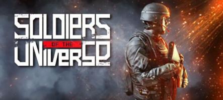 Soldiers of The Universe : un jeu venu d'Istanbul