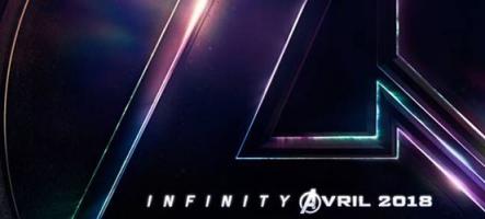Avengers Infinity War : la première bande-annonce !