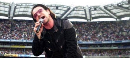 U2 souhaite avoir son jeu musical