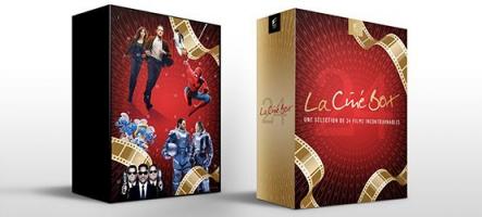 Concours : Gagnez un Calendrier de l'Avent DVD Cultura