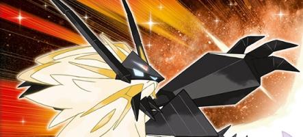 (TEST) Pokémon Ultra-Soleil et Ultra-Lune (Nintendo 3DS)