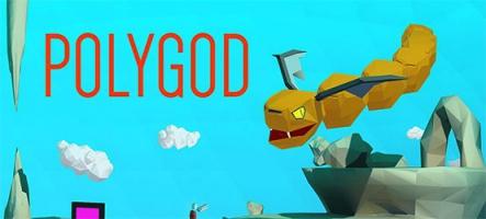 Polygod : un rogue-like minimaliste