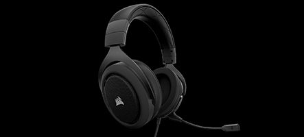 (TEST) Corsair HS50, un casque gamer simple et efficace